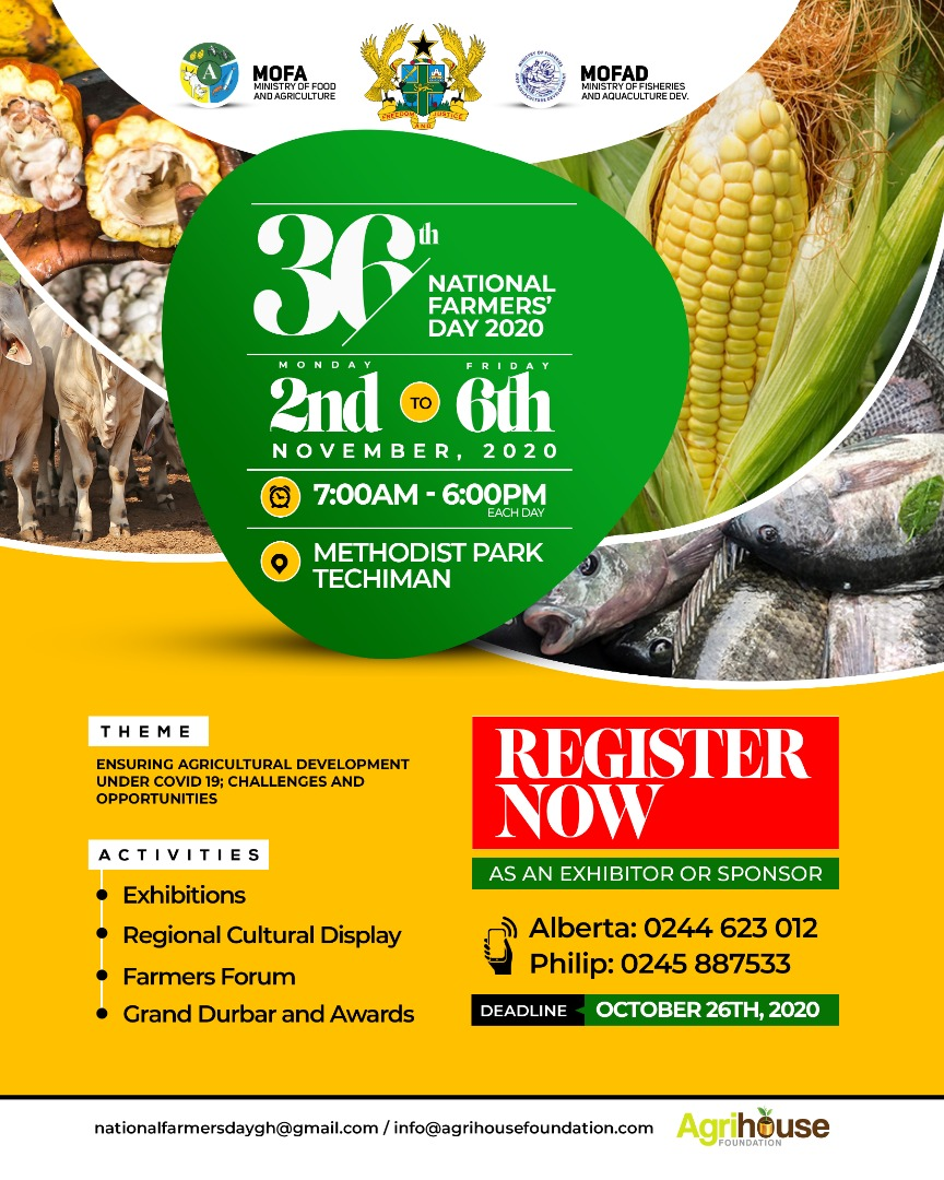 36th National Farmers' Day Celebration