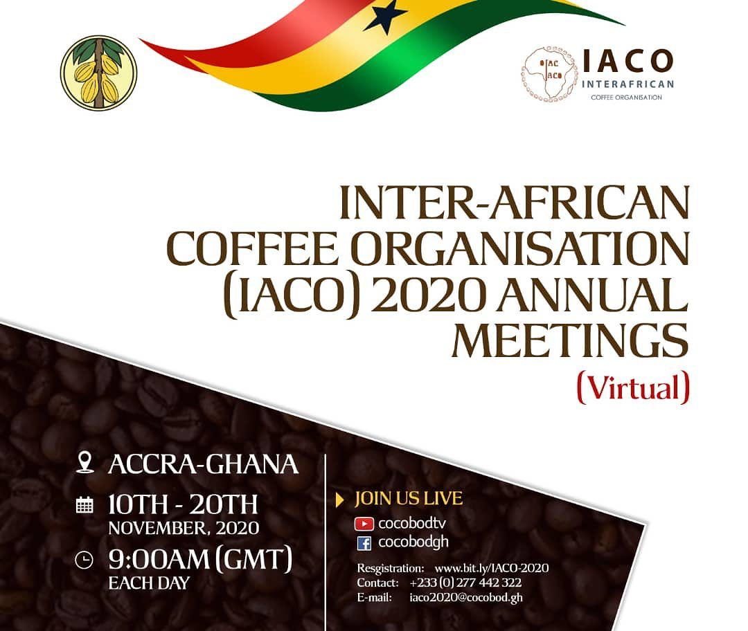 Inter-African Coffee Organization (IACO) Virtual Conference