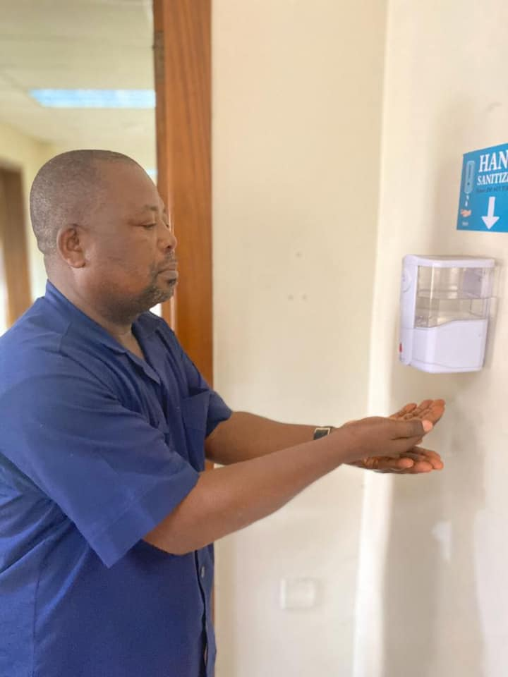 COCOBOD INITIATES STEPS TO PROTECT STAFF FROM COVID-19 OUTBREAK
