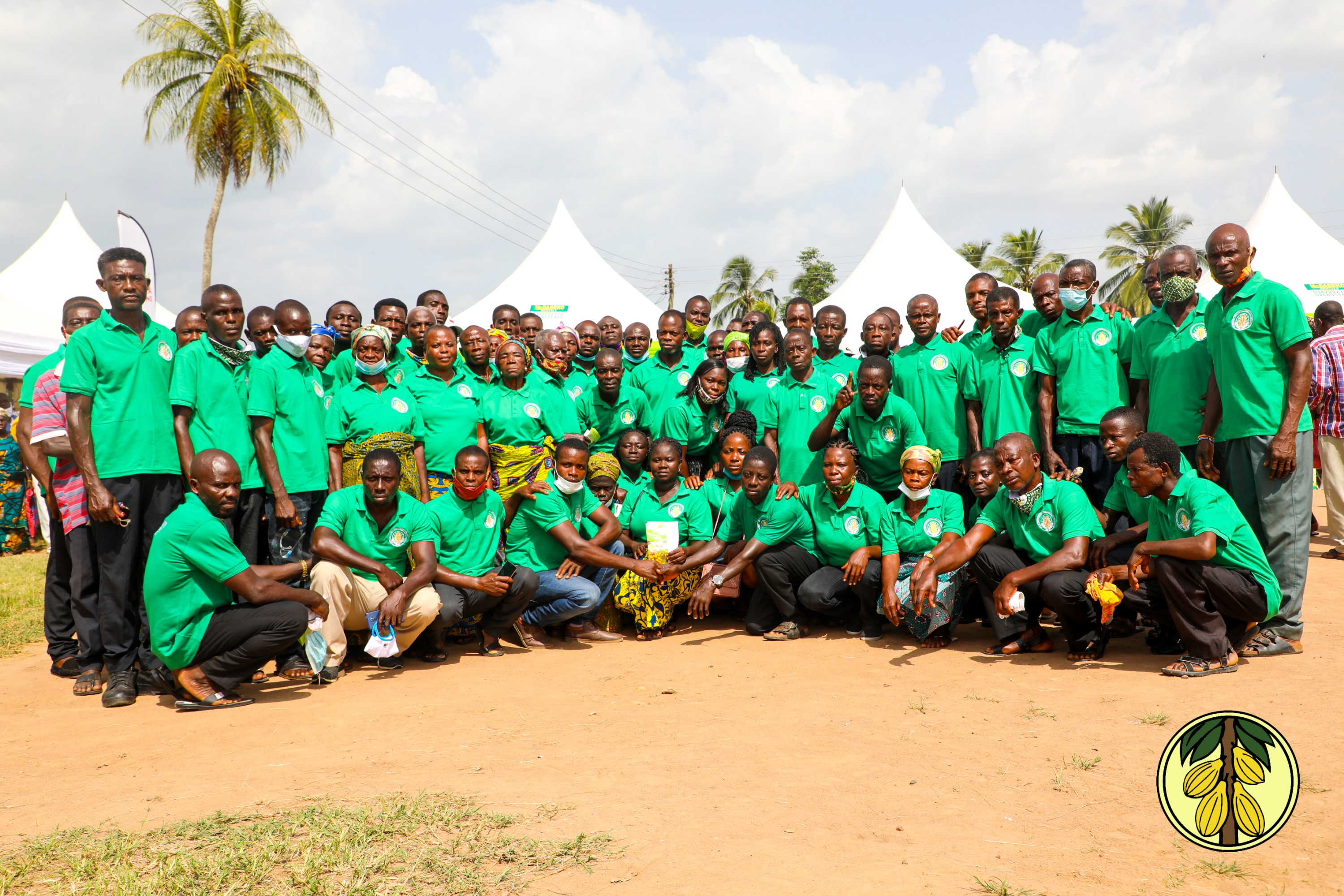 OPERATION 60 PODS PER TREE LAUNCHED AT NANKESE
