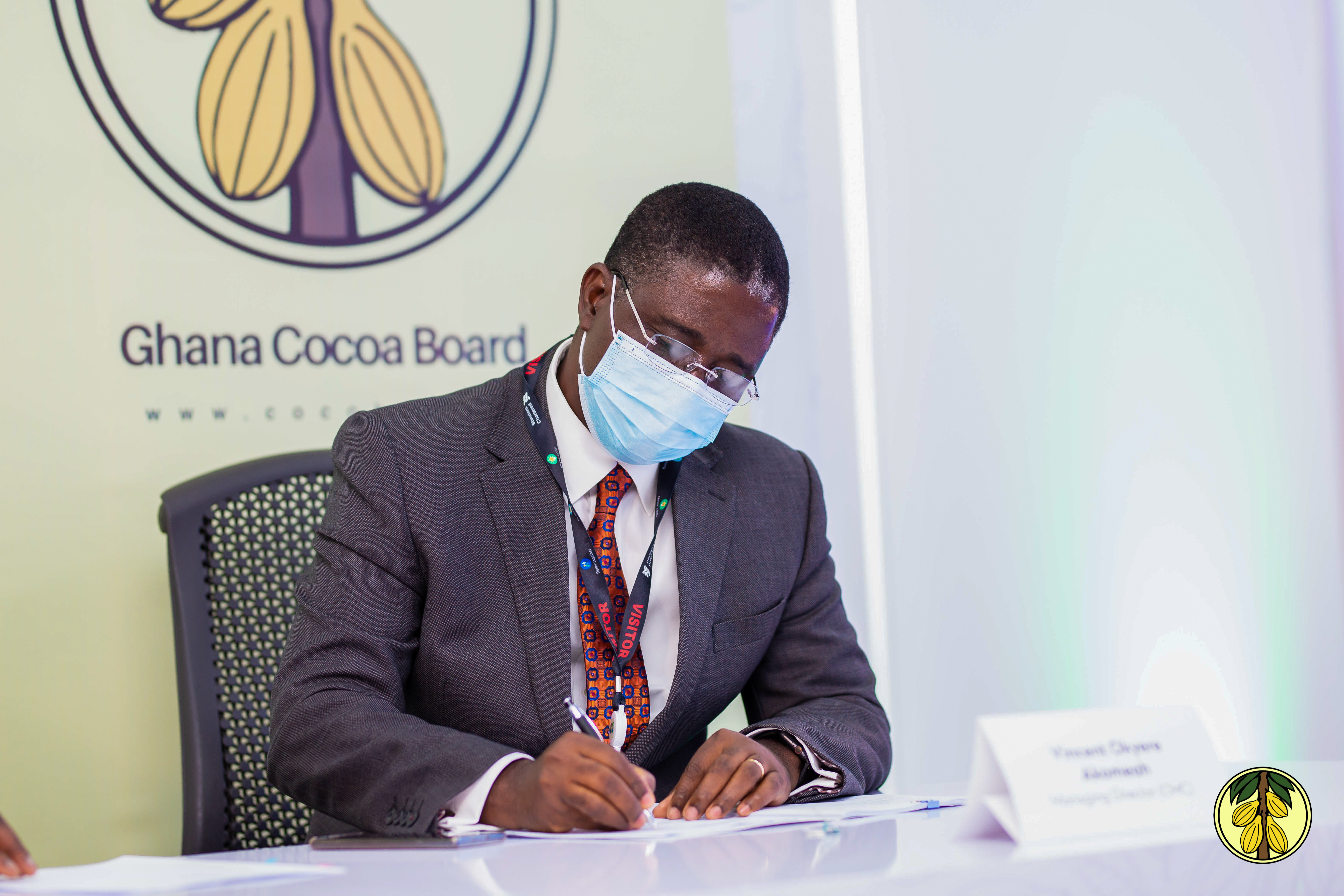 SIGNING CEREMONY FOR THE RECEIVABLES BACKED TRADE FINANCE FACILITY 2021-2022
